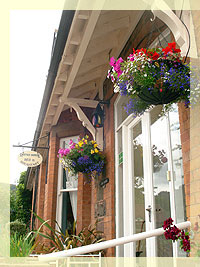 bed and breakfast porlock